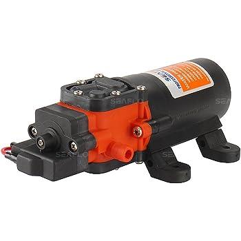 Seaflo Pompa per impianto idrico 12V 4.3 LPM