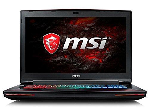'MSI Gaming gt72vr 7Re (Dominator Pro Dragon Edition) -634it 2.8GHz i7–7700hq 17.31920x 1080pixel Negro, Rojo Ordenador Portatil