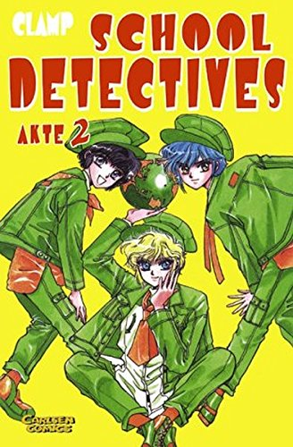 School Detectives Bd. 2