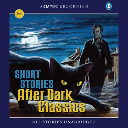 Short Stories: After Dark Classics                   By:                                                                                                                                 Edgar Allan Poe,                                                                                        Bram Stoker,                                                                                        Wilkie Collins,                   and others                          Narrated by:                                                                                                                                 Robin Bailey,                                                                                        Patrick Malahide,                                                                                        Richard Pasco,                   and others                 Length: 6 hrs and 16 mins     9 ratings     Overall 4.3