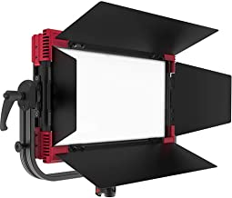 RAYZR 7 MC100 Max Multi Color RGB, WW, CW Soft LED Panel Light LED Video Light for Studio, YouTube, Product Photography, Video Shooting,The Brightest Compact & Soft RGBWW Light