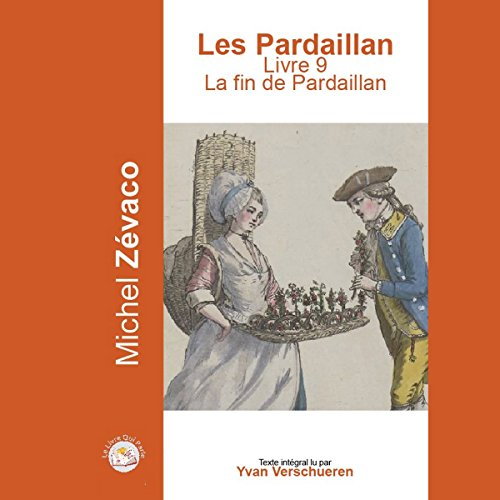 La fin de Pardaillan audiobook cover art