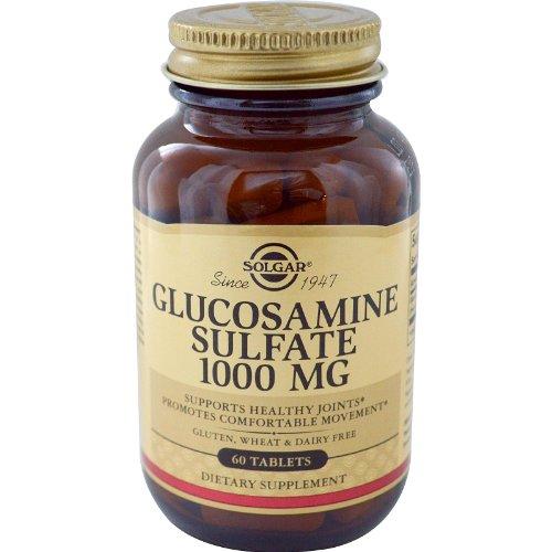 Solgar Glucosamine Sulphate 1000 mg