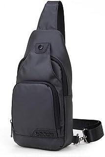 Men's Shoulder Bag Waterproof – Arctic Hunter Shoulder Bag Sling Backpack for Outdoor Sports, Hiking, Cycling, Mountaineering, Travelling