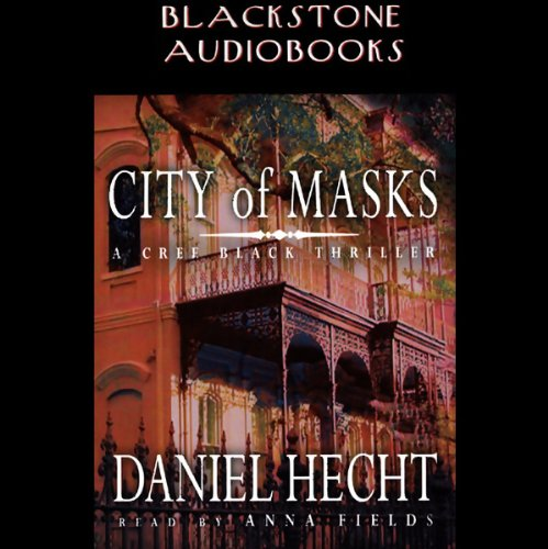 City of Masks audiobook cover art