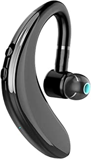 Eloquence Single Wireless 18 Hours of Calling with 1 Hour Charge S109 Bluetooth Headset with Mic Designed for All Android ...