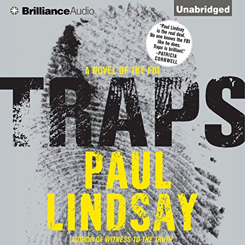 Traps Audiobook By Paul Lindsay cover art