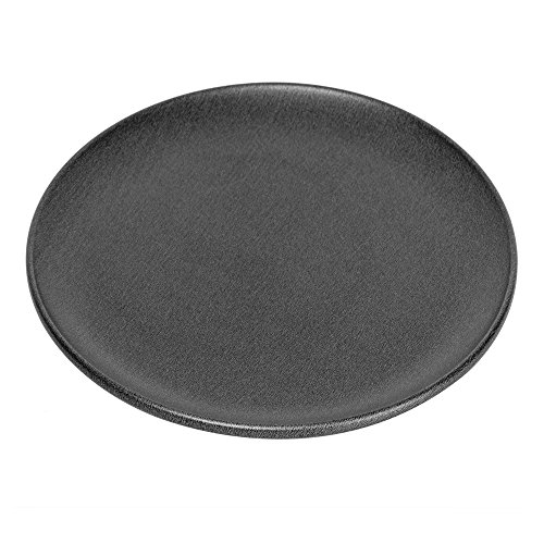 G amp S Metal Products Company ProBake Teflon Nonstick Pizza Pan 12quot Charcoal