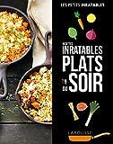 Recettes inratables plats du soir