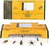 Best Roach Killers - Stingmon 24 Pack Roach Killer Roach Bait Traps Review