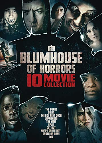 Blumhouse of Horrors 10-Movie Colle…