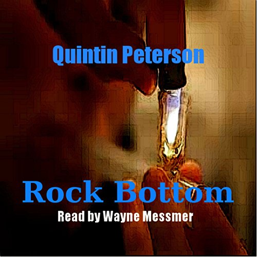 Rock Bottom audiobook cover art
