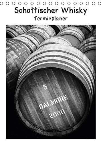 Schottischer Whisky - Terminplaner (Tischkalender 2021 DIN A5 hoch)