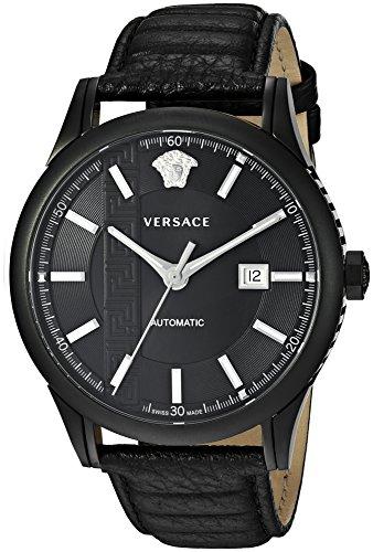 Versace Herren analog Schweizer Automatik Uhr V18030017