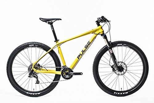 Mountain bike da cross country, PULSE ST1 27.5 misura S, M Sram X5 2X10 Rock Shox Recon Air 100 mm