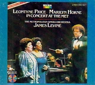 Leontyne Price & Marilyn Horne in Concert At the Met