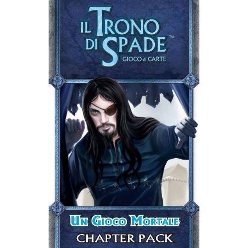 Giochi Uniti GU287 – spel van de Thron van Spade LCG: Een spel Mortale
