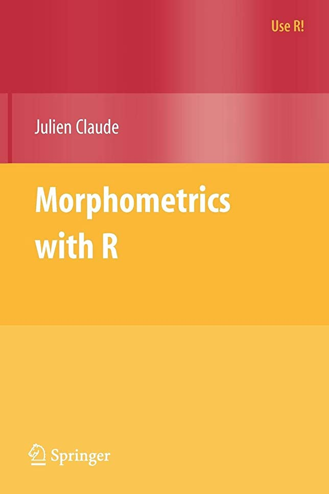 剣最小疑い者Morphometrics with R (Use R!)