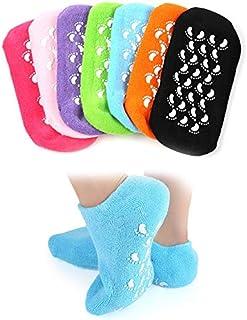 保湿美白剥離フットマスク手袋スパジェルソックスハンドマスク足のケア美容コットンソックス