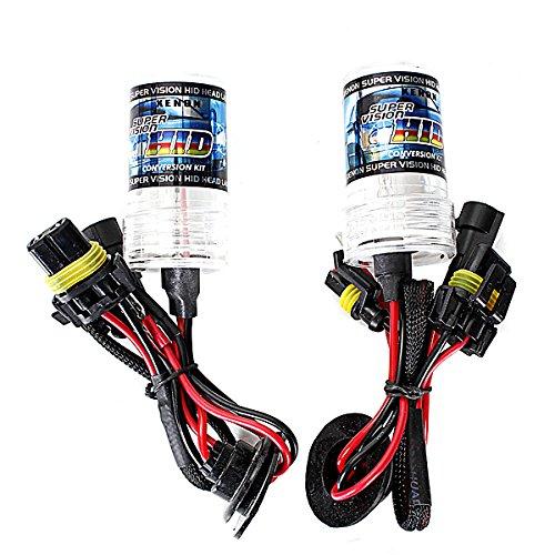 YONGYAO Ampoules de conversion ballast numérique 12 V 55 W H7 HID bi-xénon 8000 K