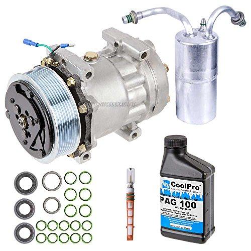 AC Compressor & A/C Repair Kit For Dodge Ram Cummins Diesel 5.9L 1994 1995 1996 1997 1998 1999 2000 2001 - BuyAutoParts 60-80119RK New