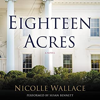 Eighteen Acres audiobook cover art