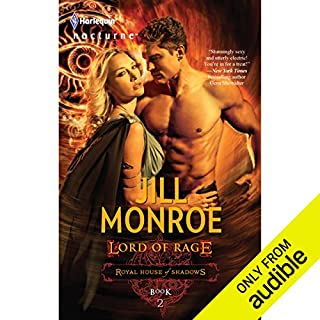 Lord of Rage audiobook cover art