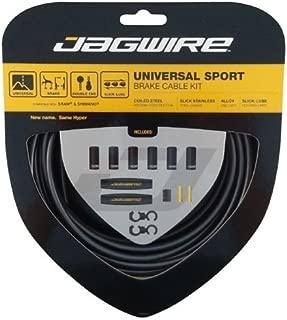 Jagwire Hyper Brake DIY Cable Kit, Ice Gray