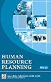MS-23 Human Resource Planning