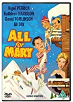 All for Mary [DVD] [Import]