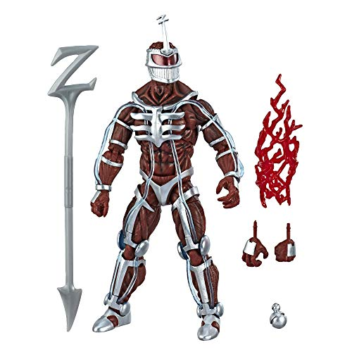 "Power Rangers Hasbro Toys Lightning Collection 6"" Mighty Morphin Lord Zedd Collectible Action Figure"