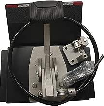 passenger brake pedal kit
