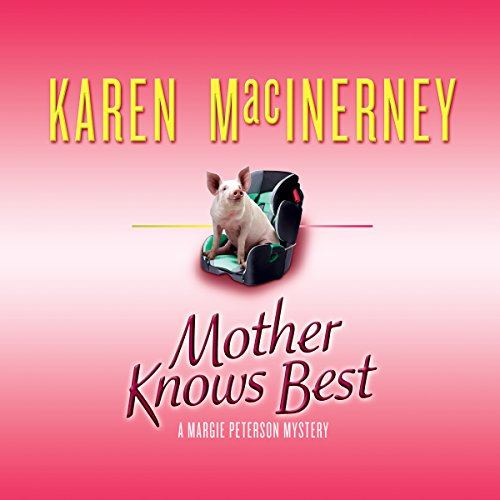 Mother Knows Best audiobook cover art