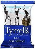 Tyrrell lightly Sea Salt Potato Chips 40gX6 bags