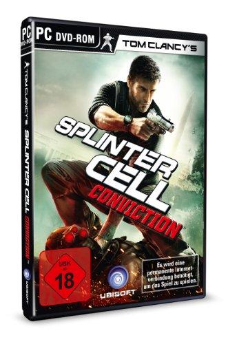 Tom Clancy's Splinter Cell: Conviction (uncut) [Edizione: Germania]