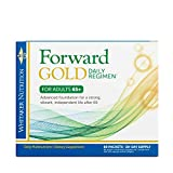 Dr. Whitaker's Forward Gold Daily Regimen Multi-Nutrient Vitamin Supplement for Adults 65+, 60 Packets (30-Day Supply)