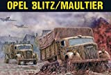 YASMINE HANCOCK LKW Opel Blitz Maultier Bundeswehr Metall