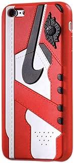 iPhone Shoe Cell Phone Case Jordan 3D Textured Shock Absorbing Protective Drop Proof Sneaker Case (iPhone 7 Plus / 8 Plus)