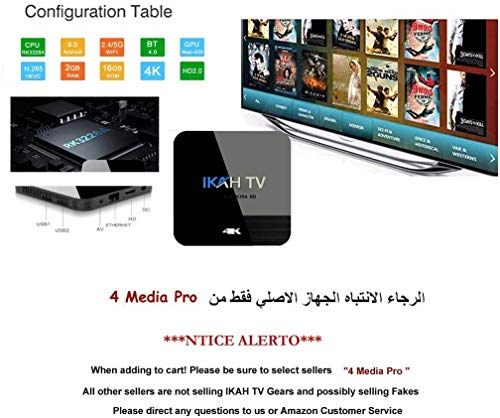 small New Arabic IPTV receiver, North … with no monthly fees for over 3500 channels, including 50 African countries