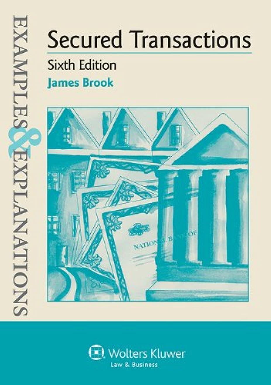 やろう南アメリカうなずくExamples & Explanations for  Secured Transactions (Examples & Explanations Series) (English Edition)