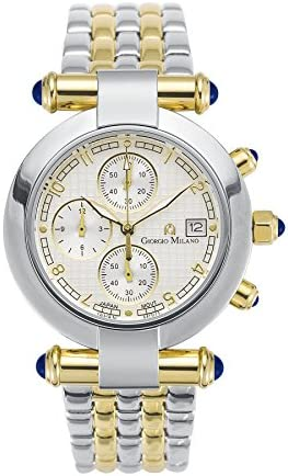 Giorgio Milano Women s Wrist Watches Lucia Chronograph Ladies Watch with 37 MM Case Japanese product image
