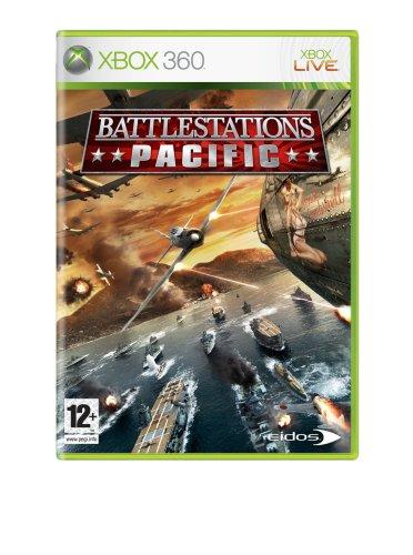 Battlestations Pacific [Xbox 360] [Producto Importado]