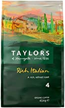 Taylors Rich Italian Ground Coffee - 454g