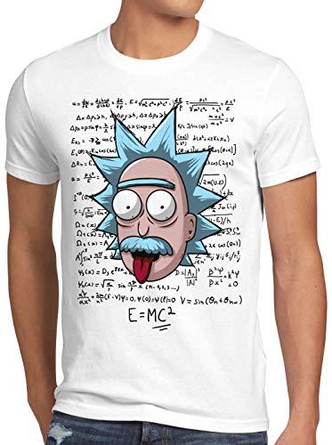 A.N.T. Rick Einstein Camiseta para Hombre T-Shirt teoría de la relatividad