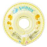 Swimava 【日本正規品60日保証】うきわ首リング ダックイエロー(レギュラーサイズ) レギュラー SW120DU