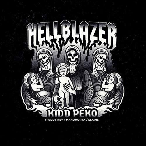 Kidd Peko feat. Manomorta, Slaine & Freddy Key
