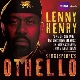 Lenny Henry in Othello cover art
