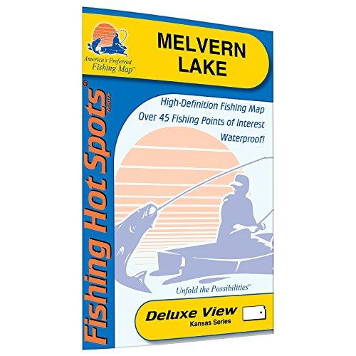 Fishing Hot Spots Melvern Lake