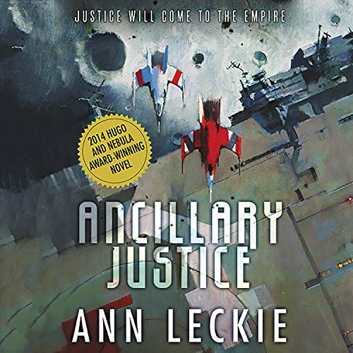 Ancillary Justice  By  cover art