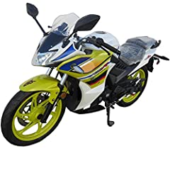 Lifan KPR 200 brought by Moto Pro. Lifan patented Electronic Fuel Injection technology, you can experience the thrill of championship racing! Free Two-year Powertrain warranty and 12 Months fender to fender. 4-stroke engine puts out strong, predictab...